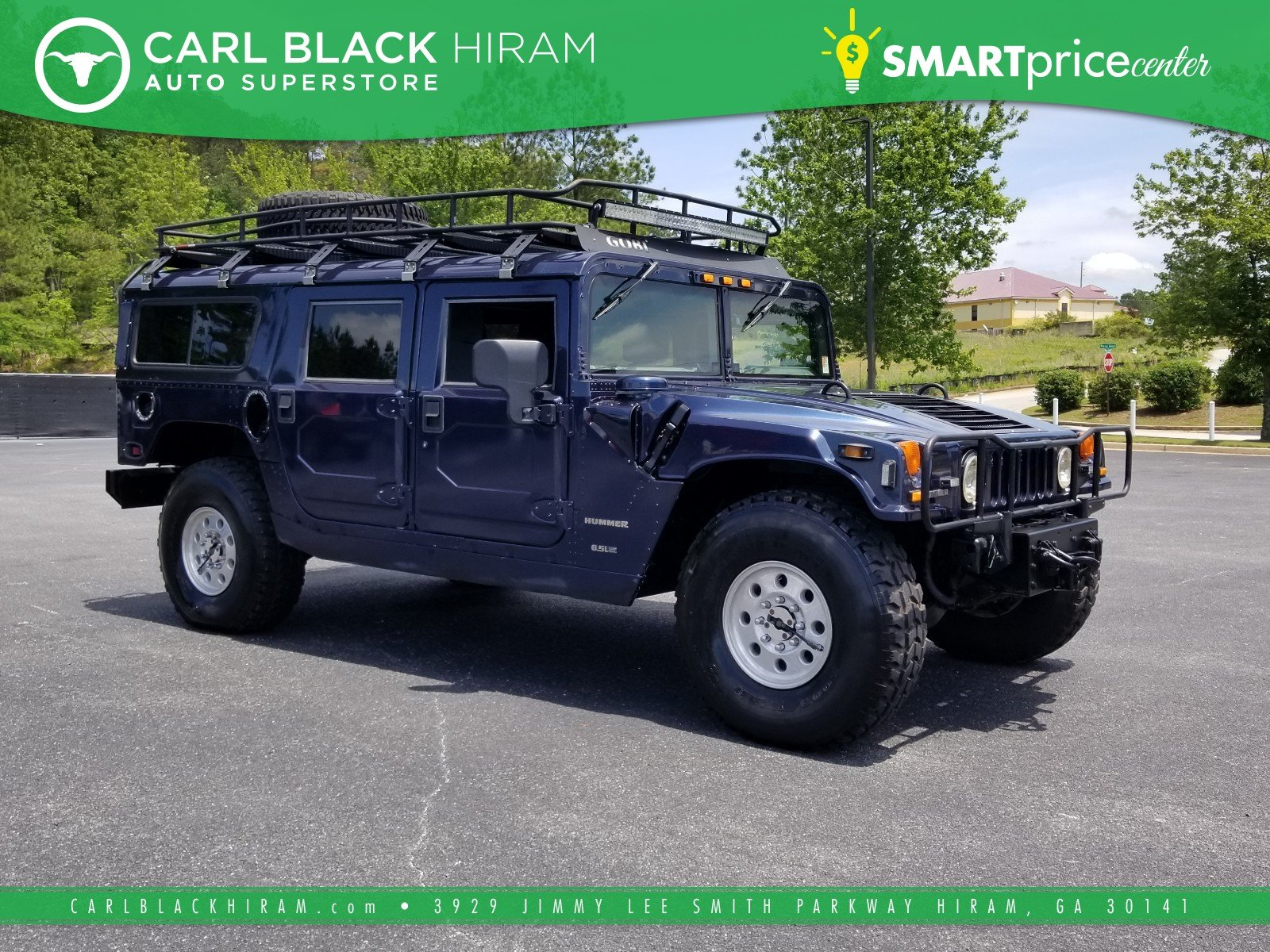 Pre-Owned 1998 AM General Hummer