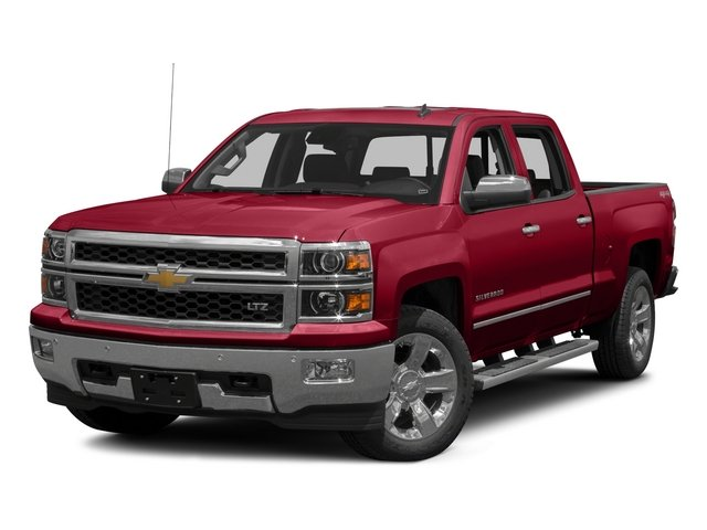 Pre Owned 2015 Chevrolet Silverado 1500 Ltz Z71 Crew Cab Pickup In