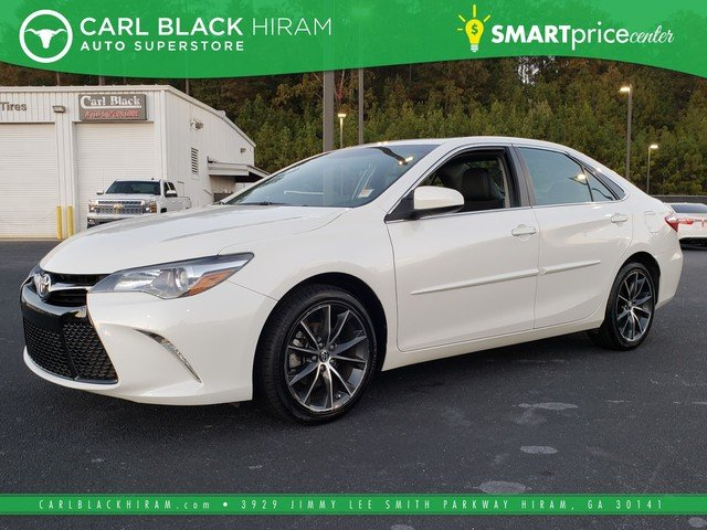 Pre-Owned 2016 Toyota Camry XSE