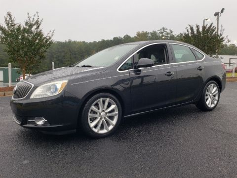 Pre-Owned 2015 Buick Verano Convenience FWD 4dr Car