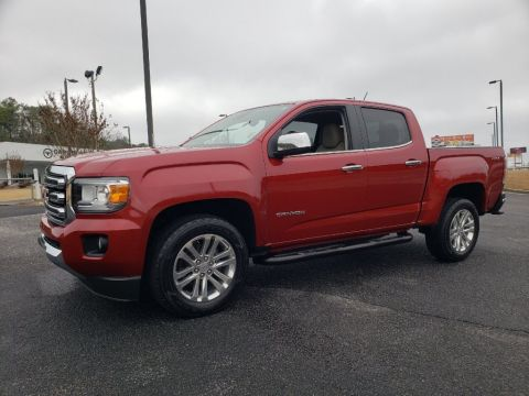 Pre-Owned 2016 GMC Canyon SLT 4WD