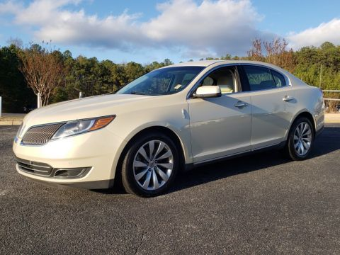 Pre-Owned 2015 Lincoln MKS FWD 4dr Car