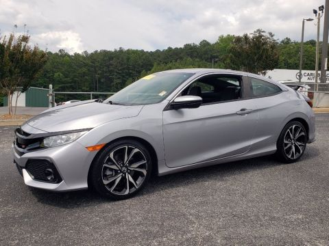 Pre-Owned 2017 Honda Civic Coupe Si FWD 2dr Car